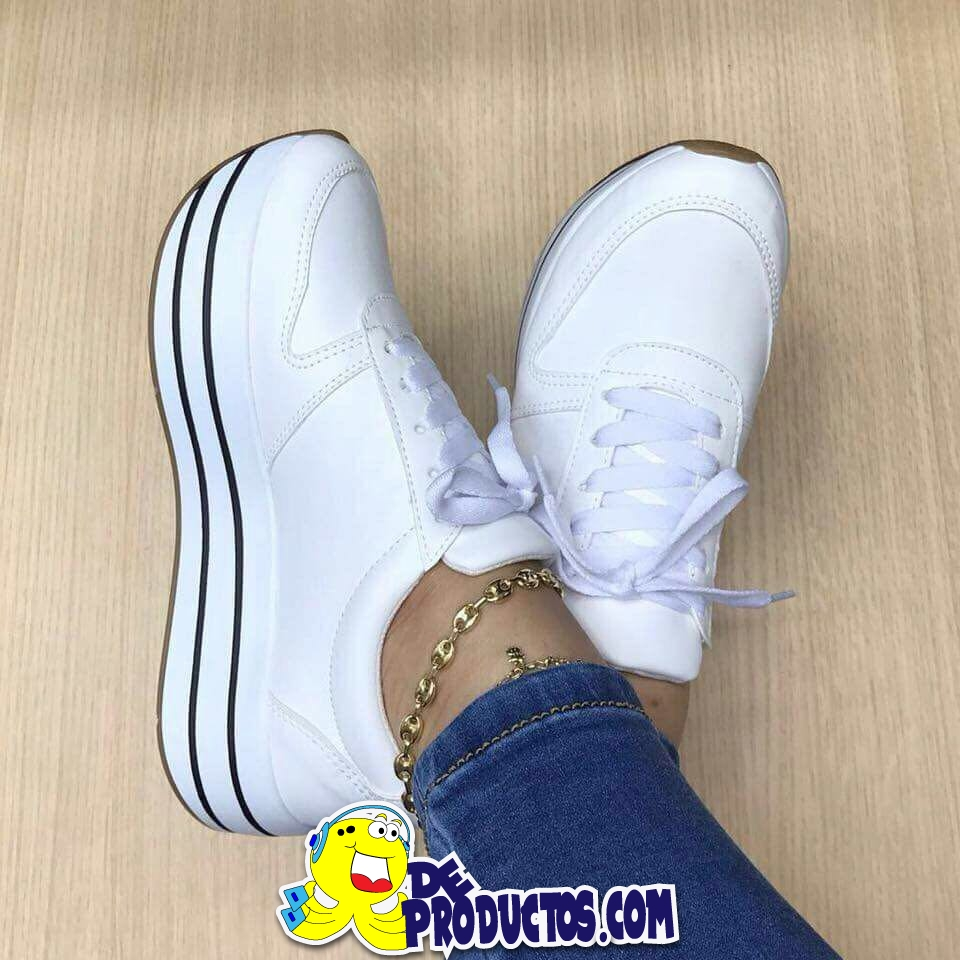 Dama Para Blancos De Zapatos 2018 Moda 4qAYTtw1