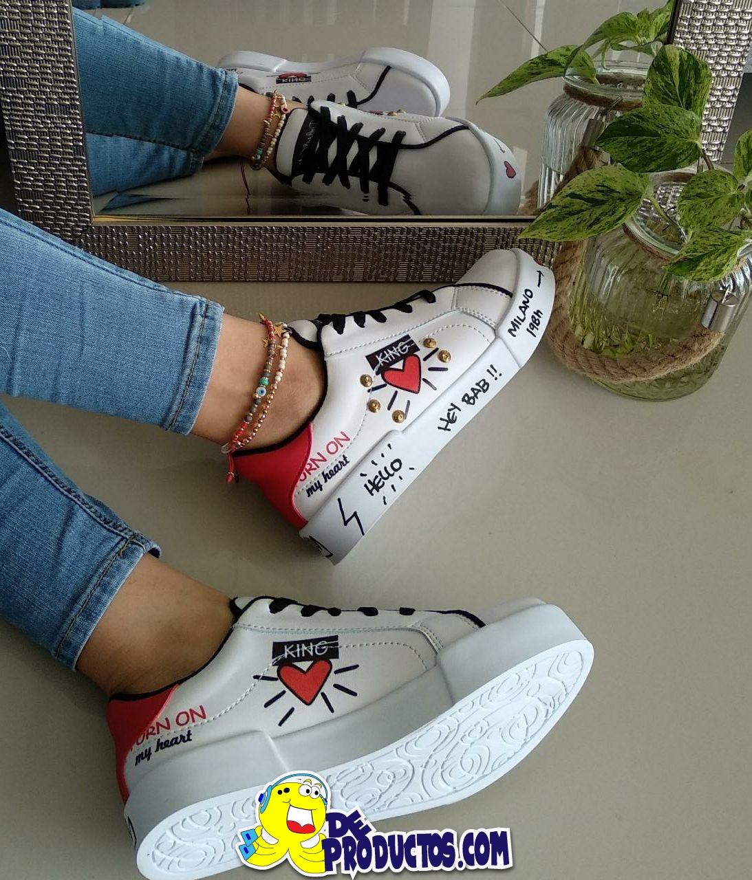 5c5fe6d7 Zapatos de moda para Dama 2018 # ref 6 – DeProductos.com