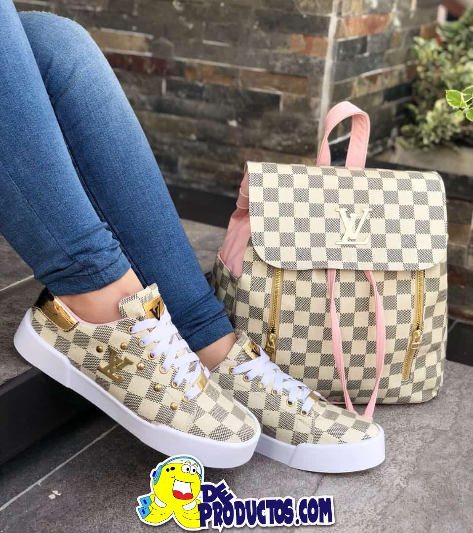 Duos de zapatos y bolso de moda para Dama 2018   Ref 9 - DeProductos. da3028bb60da
