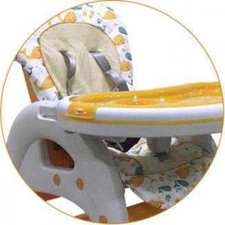 Silla de bebé para comedor