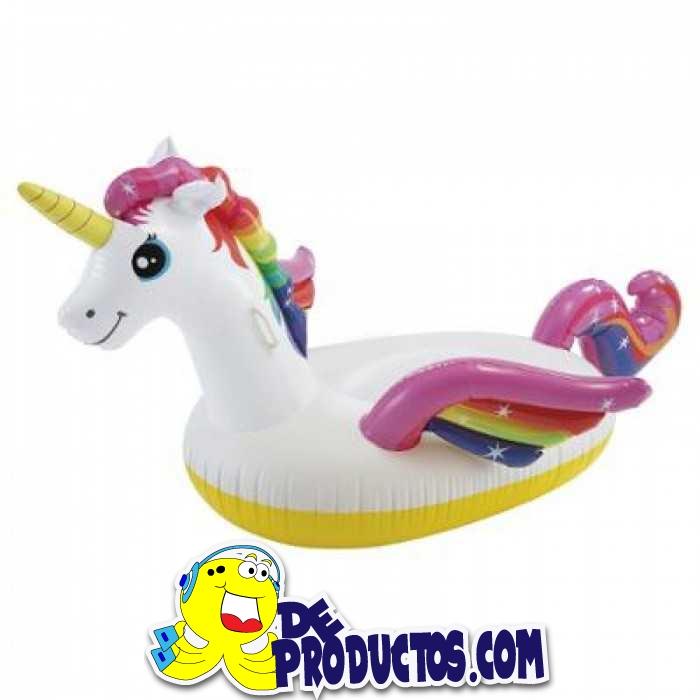 Flotador Unicornio Inflable marca Intex