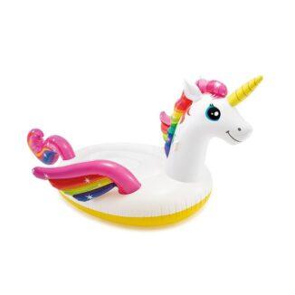 Inflable unicornio para piscina
